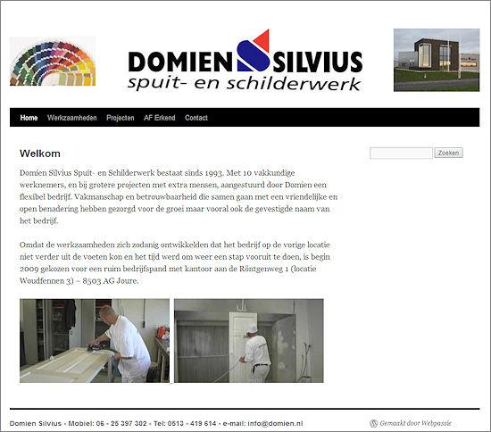 www.domien.frl en www.domien.nl