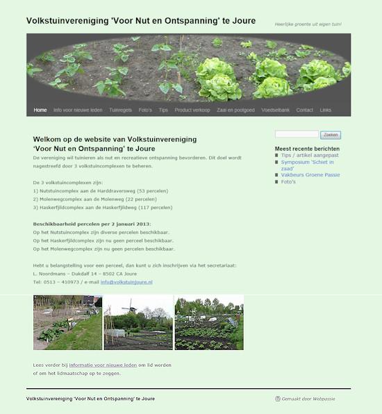 www.volkstuinjoure.nl